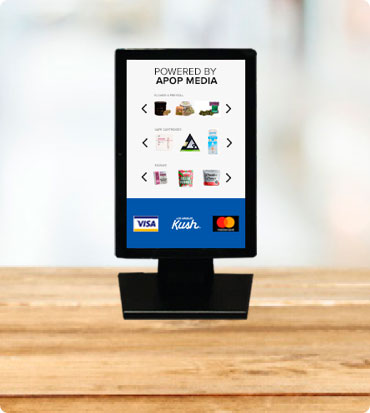 Tablet Self-Checkout